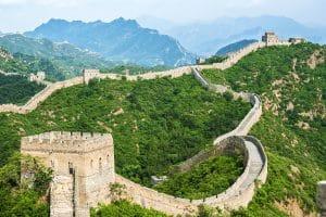 5 ที่เที่ยวในจีน