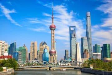 แลนด์มาร์คในจีน